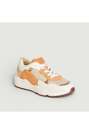 Canal Saint Martin Sneakers Jacques Coral
