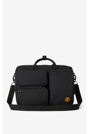 Kenzo Tiger Crest utilitarian backpack