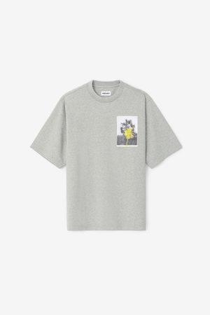 Kenzo Short Sleeve - Hawaiian Graffiti' 'High Summer Capsule' loose-fitting T-shirt