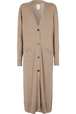 Jardin des Orangers Buttoned wool and cashmere cardigan