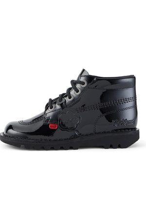 Kickers Boots - Kids' Kick Hi Patent Boots