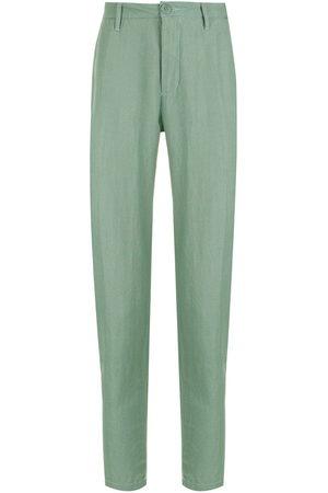 Osklen Fluid linen tailored trousers