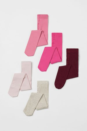 H&M 5-pack Tights