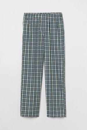 H & M Cotton Pajama Pants