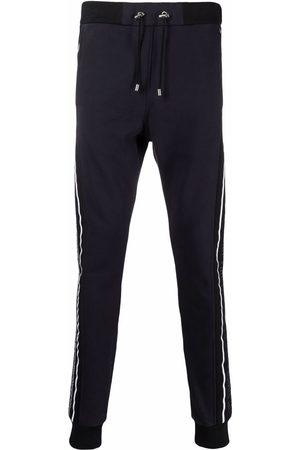 Balmain Men Sweatpants - Side-panel track pants