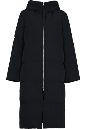 Jil Sander + quilted puffer coat