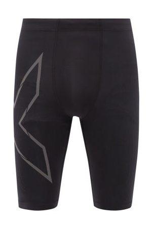 2XU Men Sports Shorts - Light Speed Compression Shorts - Mens