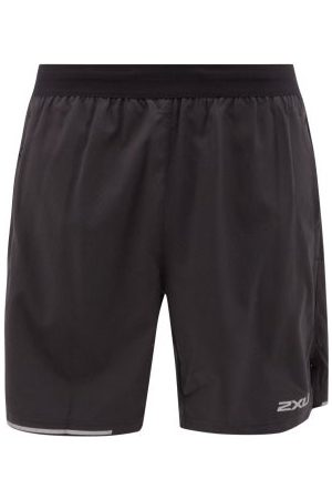 2XU Aero Logo-print Shell Shorts - Mens