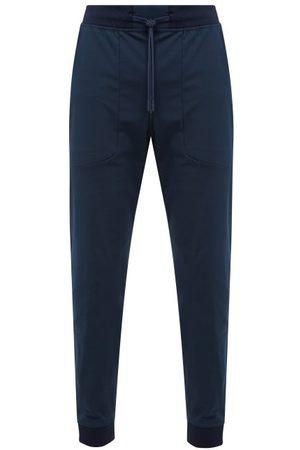 "Lululemon Men Sweatpants - Abc 30"" Deep-rise Warpstreme™-jersey Track Pants - Mens - Navy"