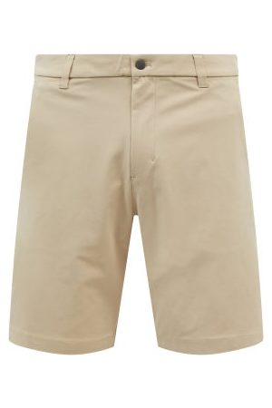 "Lululemon Commission Classic 9"" Ventlight™ Shorts - Mens - Trench"