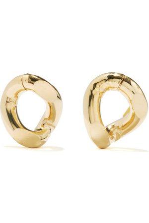 ROSANTICA Amy Link Stud Earrings - Womens