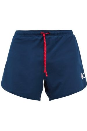 District Vision Men Sports Shorts - Spino Drawstring Shorts - Mens