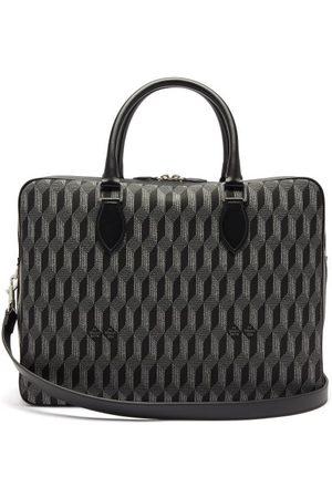 Au Depart Men Laptop Bags - La Grande Sorbona Reflective-jacquard Briefcase - Mens - Multi