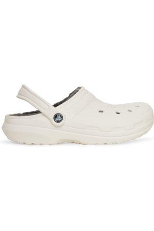 Crocs Men Clogs - Classic lined clogs /GREY 37-38