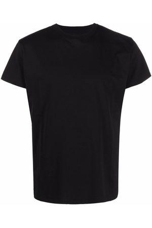 Maison Margiela Men Short Sleeve - Four-stitch logo short-sleeve T-shirt