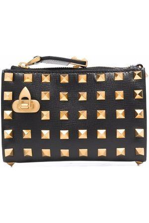 VALENTINO GARAVANI Women Wallets - Rockstud leather pouch