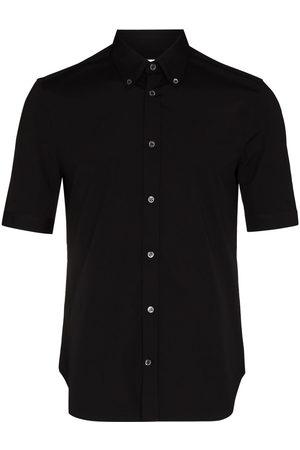 Alexander McQueen Short-sleeve cotton shirt