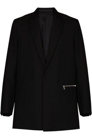 Jil Sander Men Blazers - Concealed fastening tailored blazer