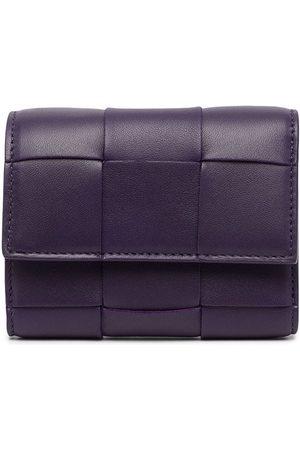 Bottega Veneta Maxi Intrecciato wallet