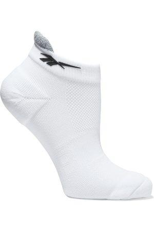 Reebok Woman Logo-appliquéd Jacquard-knit Socks Size 35-38