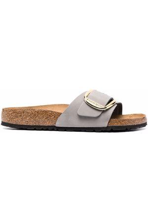 Birkenstock Side-buckle detail sandals - Grey