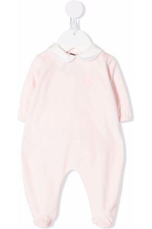 LITTLE BEAR Bodysuits & All-In-Ones - Bear logo babygrow