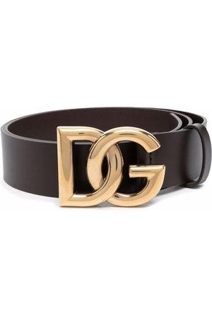 Dolce & Gabbana Men Belts - DG' logo belt