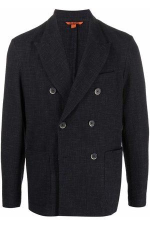 BARENA Men Blazers - Woven double-breasted blazer