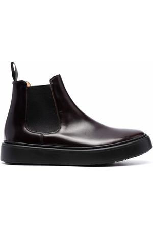 Church's Men Chelsea Boots - Wells leather Chelsea boots