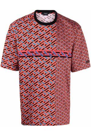 Versace Men T-shirts - La Greca T-shirt