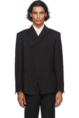 1017 ALYX 9SM Men Blazers - Black Double High Blazer