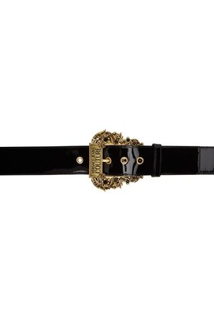 Versace Jeans Couture Black Large Couture1 Belt