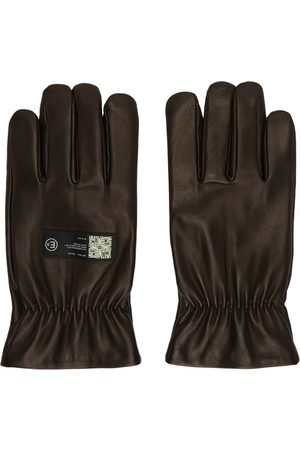 OAMC Men Gloves - Black Aurora Gloves