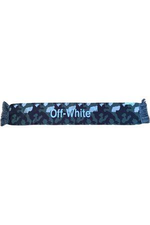 Off-White Scarf & pocket square
