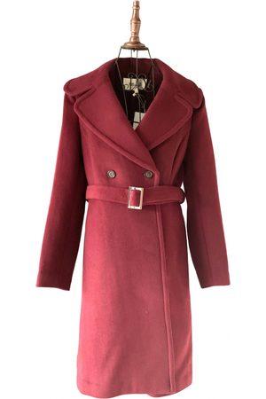 Diane von Furstenberg Women Trench Coats - Wool trench coat