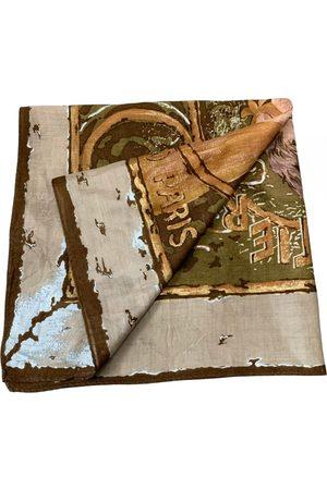 Jean Paul Gaultier Linen scarf & pocket square