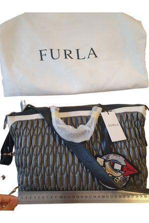 Furla Candy Bag leather handbag