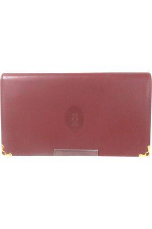 Cartier Leather purse
