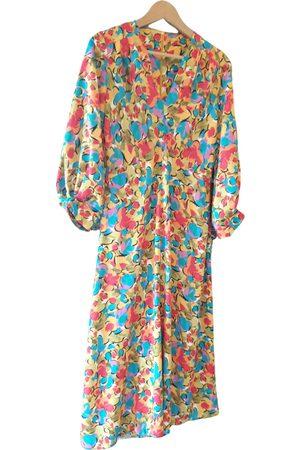 Great Plains Silk mid-length dress