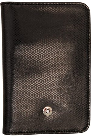 Montblanc Men Wallets - Leather small bag