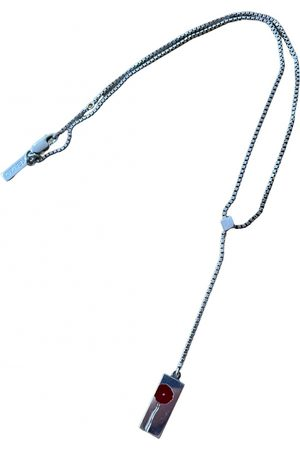 Kenzo Silver necklace