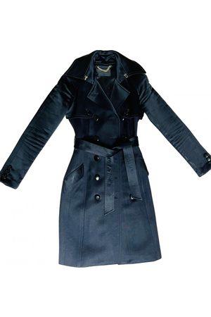 Elisabetta Franchi Wool trench coat