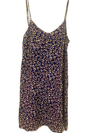 Olivia von Halle Women Midi Dresses - Silk mid-length dress