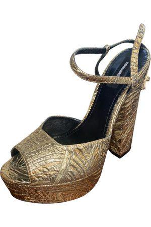 Dsquared2 Cloth sandals