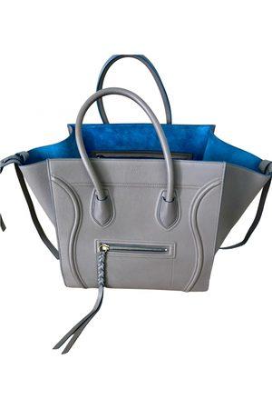 Céline Luggage Phantom leather bag