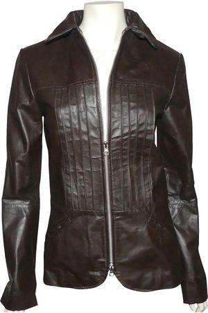 Vanessa Bruno Leather short vest