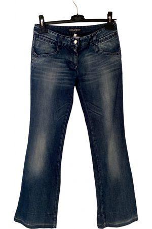 Dolce & Gabbana Women Bootcut - Bootcut jeans