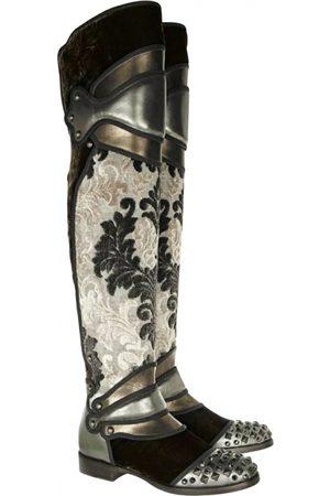 Dolce & Gabbana Cloth boots