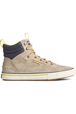 Sperry Top-Sider Men Outdoor Shoes - Men's Sperry Striper Storm Hiker Boot Taupe, Size 8.5M