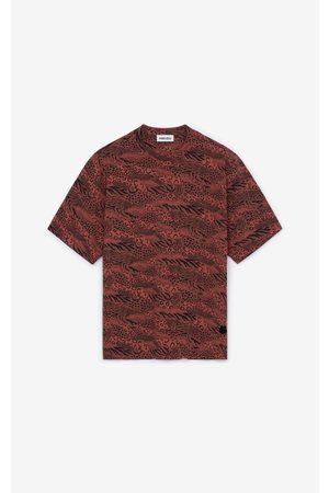 Kenzo Short Sleeve - Leopard' T-shirt